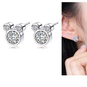 Just In🎉Mickey Simple Classic Cute Stud Earrings
